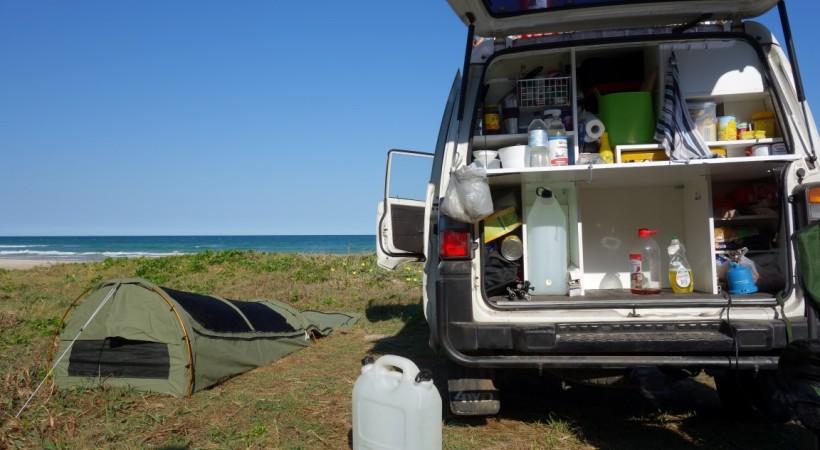 Cooloola And Fraser Island